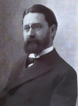 Edwin Robert Anderson Seligman - Image: Edwin Robert Anderson Seligman, 1910