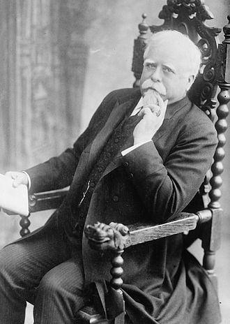 Edwin Warfield - Image: Edwin Warfield of Maryland, sitting