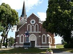 Eglise Niergnies (France, Nord).JPG
