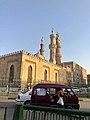El Azhar Mosque, Old Cairo, al-Qāhirah, CG, EGY (40944888323).jpg