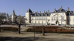 El Pardo - The Royal Palace of El Pardo