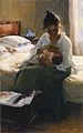 Elin Danielson-Gambogi - Äiti (1893).jpg