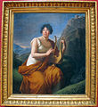 Elisabeth-louise vigée-lebrun, ritratto di madame de stael come corinna a capo miseno, 1809, 01.JPG