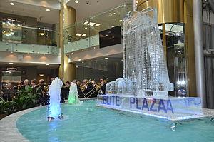 Elite Plaza Business Center - Image: Elite Plaza Business Center Openning Ceremony