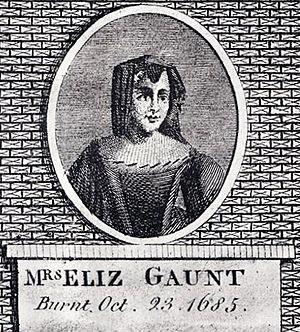 Elizabeth Gaunt - Elizabeth Gaunt