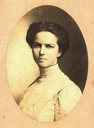 Dorothy Dix - Image: Elizabeth Meriwether Gilmer cropped