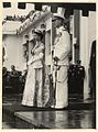 Elizabeth the Second-The Duke of Edinburgh-Parliament House, Canberra 1954.jpg