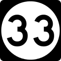 New Jersey Route Marker