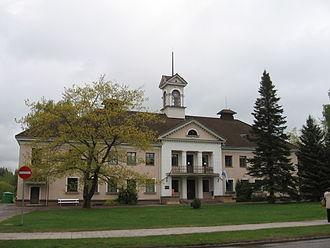 Elva, Estonia - Elva town hall