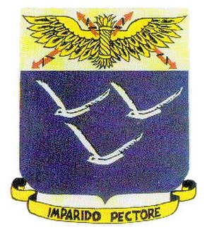 331st Air Expeditionary Group - Image: Emblem USAAF 331st