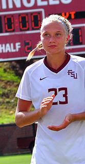 Emma Koivisto Finnish footballer