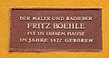Emmendingen, Tafel am Geburtshaus von Fritz Boehle.jpg