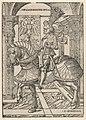 Emperor Maximilian I on Horseback MET DP834039.jpg