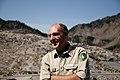 Employee at Artist Ridge Trail, Mt Baker Snoqualmie National Forest (31736804390).jpg