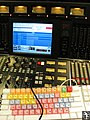 Encore automation, AMS Neve VXS72, Studio Contrepoint, May 2010.jpg