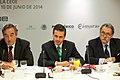 Encuentro empresarial en la Confederación Española de Organizaciones Empresariales (14203416359).jpg