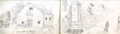 Enrico Alberto d'Albertis - Taccuini - Cure termali a Bormio 1894 - Casa delle tre lingue.png