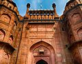 Entrance gate of the Red Fort, Delhi.jpg