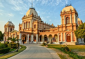 Bahawalpur - The Noor Mahal was the seat of the city's ruling Nawabs.