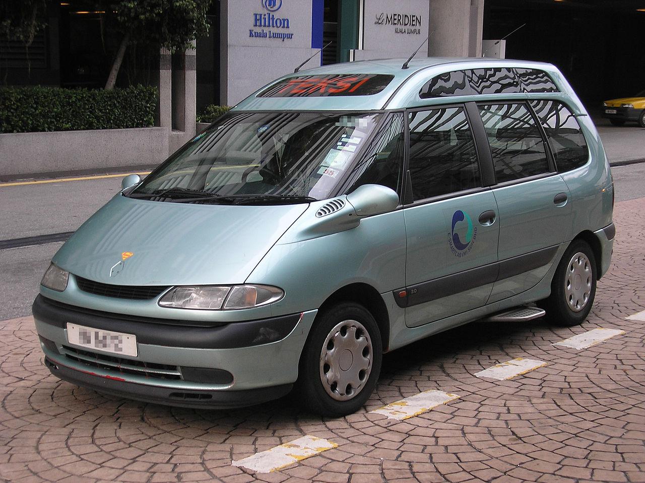 File Enviro 2000  Renault Espace Iii