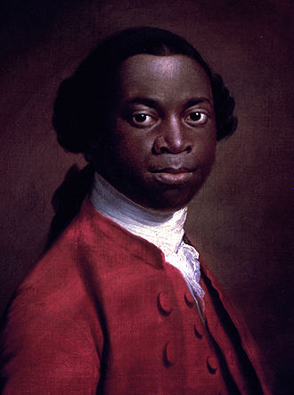 Olaudah Equiano - A disputed portrait previously identified as Equiano in the Royal Albert Memorial Museum, Exeter