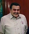 Erap at the State Dining Room of the Malacañan Palace 072716.jpg