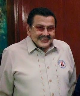 Joseph Estrada The 13th President of the Philippines, serving from 1998 until 2001