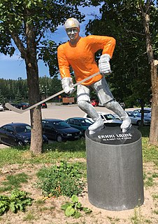 Erkki Laine Finnish ice hockey player