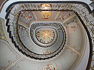 Escalier dun immeuble art nouveau (Riga) (7561907794)