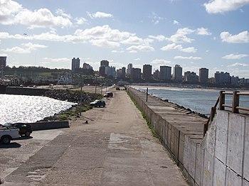 Escollera Norte%2C Mar del Plata