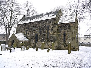 History of the Church of England - The Anglo-Saxon church at Escomb, County Durham