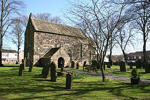 Parish (Church of England) - Escomb Church County Durham Saxon c.670-675
