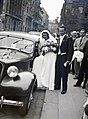 Esküvői fotó, 1948 Budapest. Fortepan 105297.jpg