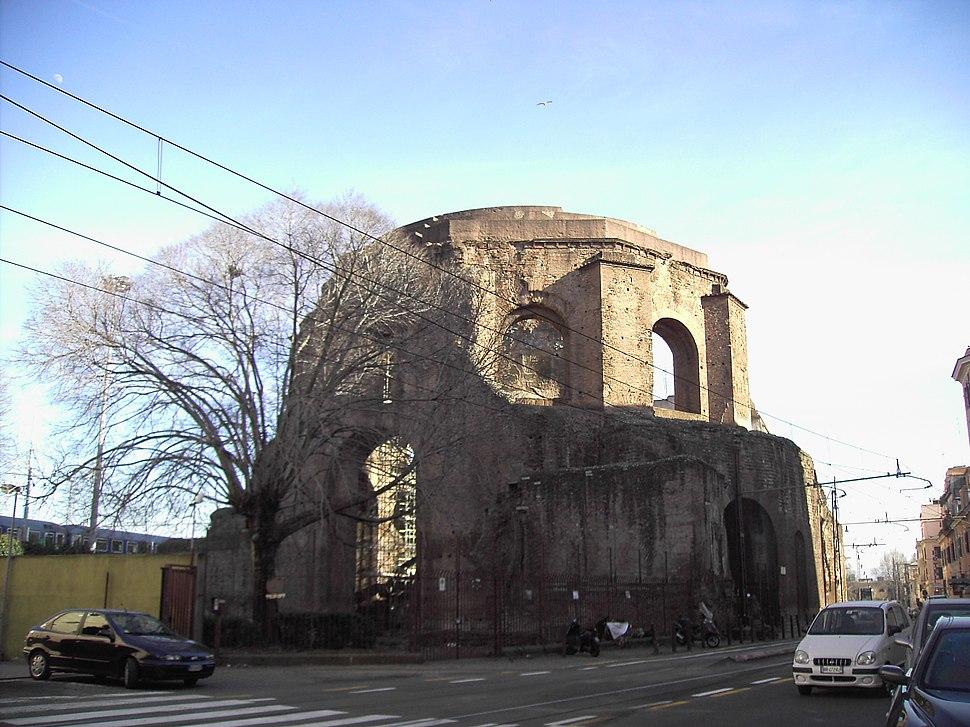 Esquilino - tempio di Minerva medica - Horti liciniani 2059