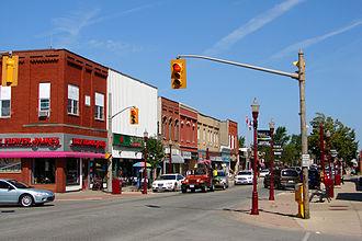 Essex, Ontario - Image: Essex ON
