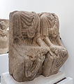 Estela bifronte de Atán. Séc I-II dC. Granito. Santo Estevo de Atán. Pantón. Museo Provincial de Lugo-2.jpg