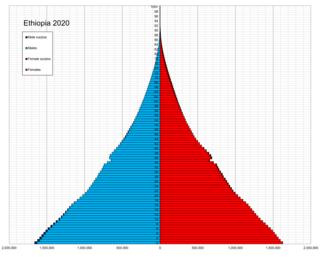 Demographics of Ethiopia