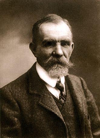 Eugène Simon - Portrait by Nadar