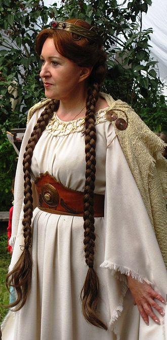 Libuše (opera) - Eva Urbanová as Libuše (2010)