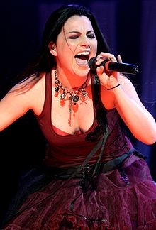 Description de l'image  Evanescence Amy1.jpg.