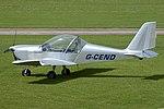 Evektor-Aerotechnik EV-97 EuroStar UK 'G-CEND' (40934186785).jpg