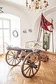 Exibition area in the Galerija-Muzej Lendava, Lendava Castle, 2013-08-11.jpg