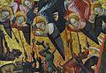 Expulsió dels àngels rebels, retaule de sant Miquel Arcàngel, museu de Belles Arts de València.JPG