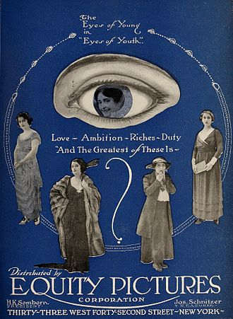 Eyes of Youth - Image: Eyes of Youth (1919) Ad 2