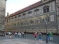 Fürstenzug, Augustusstraße 01067 Dresden, Deutschland - panoramio.jpg