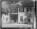 FAST ELEVATION - Carrington-Covert House, 1511 Colorado Street, Austin, Travis County, TX HABS TEX,227-AUST,18-4.tif
