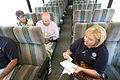 FEMA - 31227 - FEMA representative gives reporters a bus tour of Greensburg.jpg