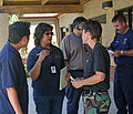 FEMA - 37499 - Air Service National Guard and FEMA CR Personnel at POD in Texas.jpg