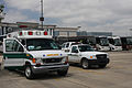 FEMA - 38019 - Emergency vehicles in Louisiana.jpg