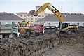 FEMA - 43226 - Dirt moving trucks in Fargo, North Dakota.jpg